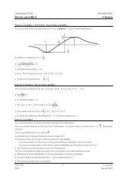 DS maths 4 h 00 - Laroche