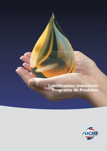 Lubrificantes Industriais Programa de Produtos - FUCHS.pt