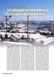 Lo sviluppo del Nord Africa e i porti del Sud Italia - Porto & diporto