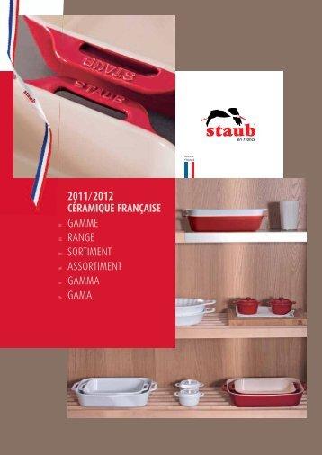 2011 2012 CéRAMIQUE FRANçAISE gammE RaNgE ... - Caraiba