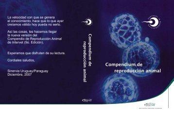 Compendium de reproducción animal - Sinervia