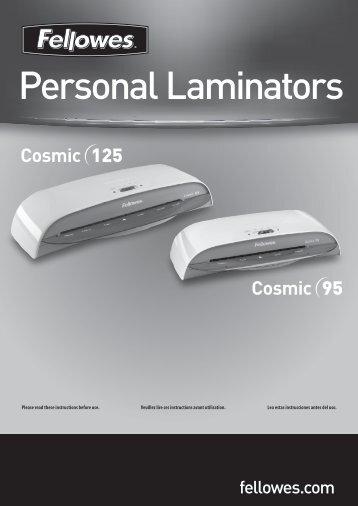 Personal Laminators - Fellowes