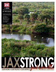 OCTOBER 2012 | Volume 4 Issue 7 - Jacksonville District - U.S. Army