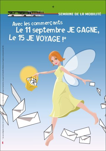 Le 11 septembre JE GAGNE, Le 15 JE VOYAGE !* - Coeur d'Ardenne
