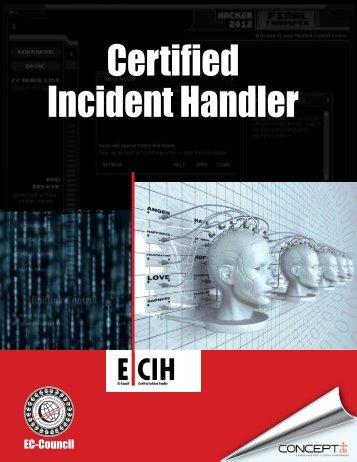Certified Incident Handler - SSE
