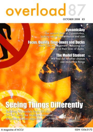 Overload 87 PDF - ACCU