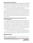 International Criminal Tribunal for the Former Yugoslavia Future of ... - Page 7