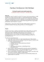 Sak 14011 B Vedlegg 01 - Mandat Odda ... - Helse Vest