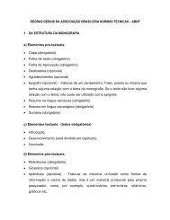 normas da abnt 2014