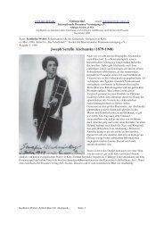 Joseph Serafin Alschausky - Internationale Posaunenvereinigung e.V.