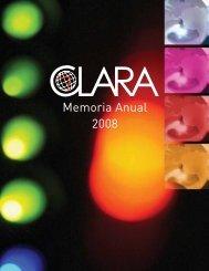 Memoria CLARA 2008 - RedCLARA