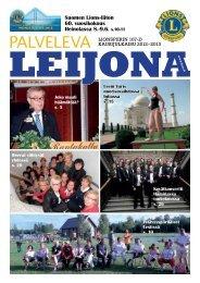 PALVELEVA - Suomen Lions-liitto ry