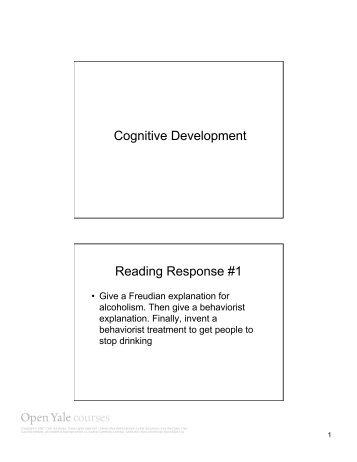 Lecture 5 [PDF] - Open Yale Courses