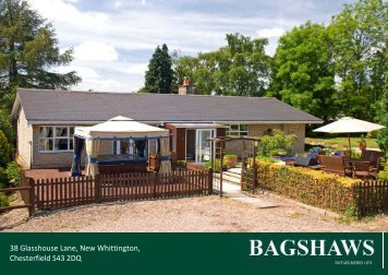38 Glasshouse Lane, New Whittington, Chesterfield S43 ... - Farming