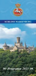 Download PDF - Schloss Marienburg