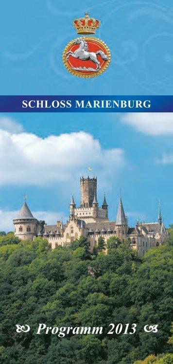 Download PDF - Schloss Marienburg
