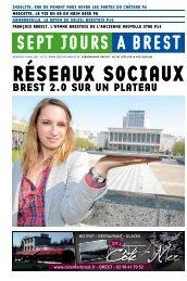 BREST 2.0 SUR UN PLATEAU - Sept jours à Brest