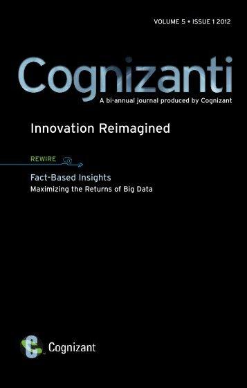 Maximizing the Returns from Big Data - Cognizant