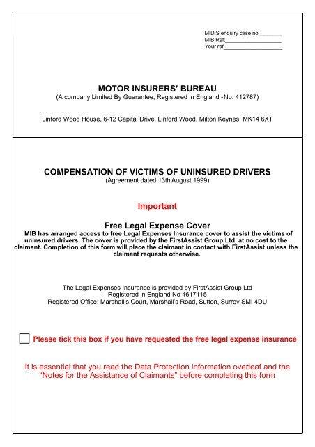 Download - the Motor Insurers' Bureau