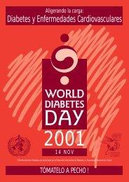 Folleto informativo - Fundación para la diabetes