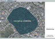 Iniciativa URBANa - Concello de Lugo