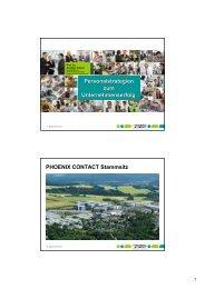 Personalstrategien zum Unternehmenserfolg - Bodensee-Forum ...