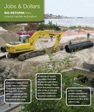 Jobs & Dollars - NOAA Habitat Conservation