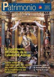 Año 1 - Fundación del Patrimonio histórico de Castilla y León
