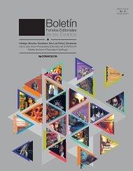 Boletín N°. 37 - Dirección General de Vinculación Cultural - Consejo ...
