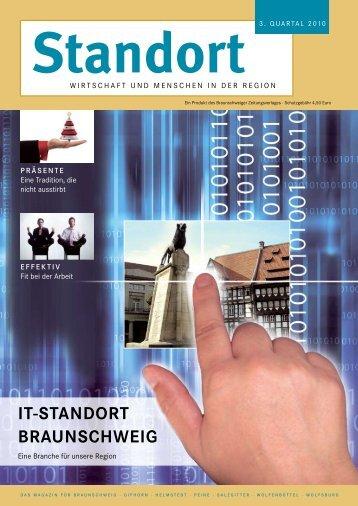 IT-STandorT braunSchweIg - Braunschweiger Zeitungsverlag