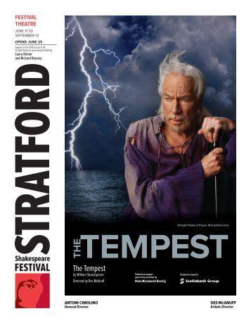 The Tempest - Stratford Festival