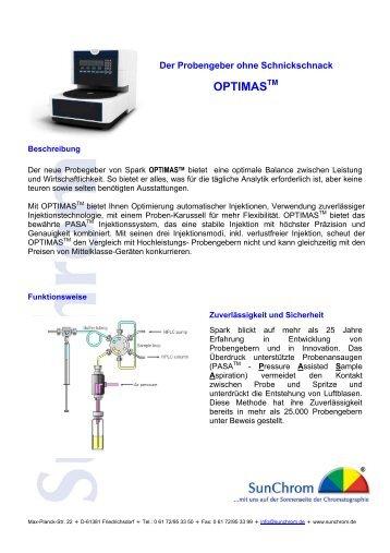 SunChrom OPTIMAS.pdf