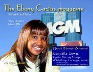 Kenyatta Lewis - The Ebony Cactus