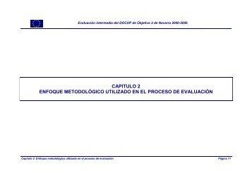 2. Enfoque Metodológico utilizado en el proceso de Evaluación (pdf)