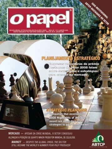 Brazil becomes the #4 pulp producer worldwide - Revista O Papel
