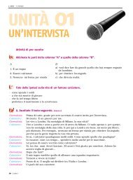 Unità 1 pp. 10-13 - Guerra Edizioni