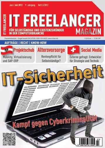 14 IT Freelancer Magazin 03|2012
