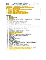 Campionato Italiano (italian) - ACI Sport Italia
