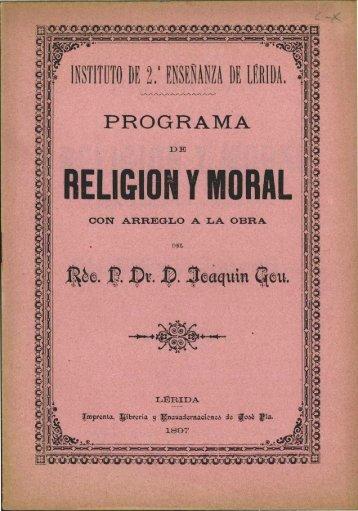 RELIGION Y MORAL 1( - Sol-Torres