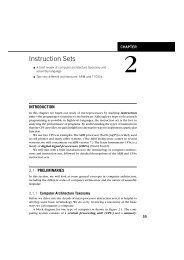 TMS320C55x DSP Mnemonic Instruction Set     - Texas Instruments
