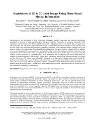 Registration of 2D to 3D Joint Images Using Phase-Based Mutual ...