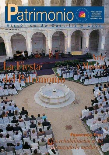 Revista: Año 2 - Número 6 - Fundación del Patrimonio histórico de ...