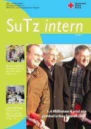Sutzintern 01/12 - Christof-Husen-Haus