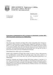 Word Pro - Dokument i Indstilling - Urban Mediaspace Aarhus