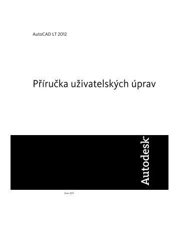 Příručka uživatelských úprav - Exchange - Autodesk