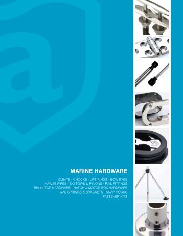 MARINE HARDWARE - Attwood