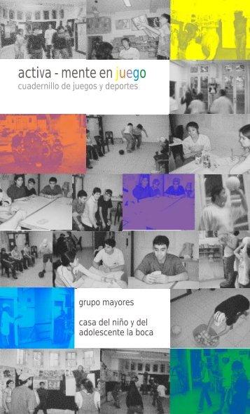 cuadernillo deportes - Buenos Aires Ciudad