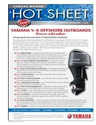 V-6 Offshore Hot Sheet.indd - Yamaha