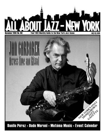 AllAboutJazz-New York www.aaj-ny.com - Jazz Singers.com