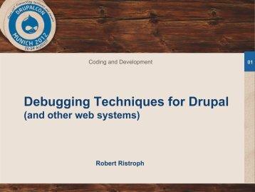 slides - DrupalCon Munich 2012